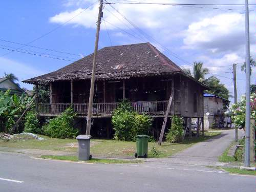 Malaysia: Colonial Kuching (Residential) picture 5