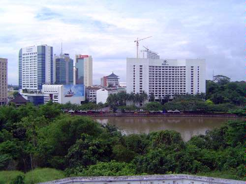 Malaysia: Modern Central Kuching picture 3