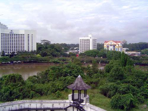 Malaysia: Modern Central Kuching picture 4