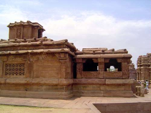 Peninsular India: Chalukya 2: Aihole picture 8