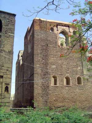 Peninsular India: Bijapur picture 39