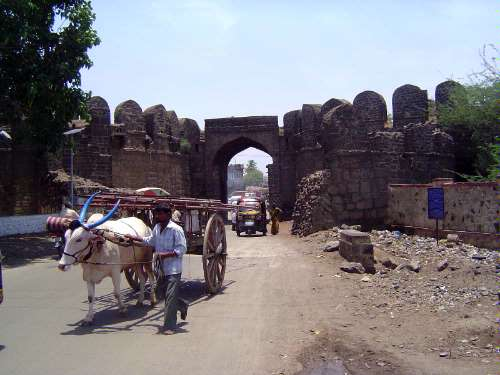 Peninsular India: Bijapur picture 2