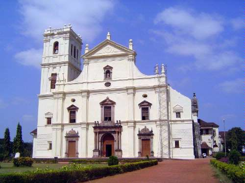 Peninsular India: Old Goa picture 29
