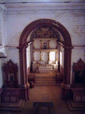 Peninsular India: Old Goa picture 19