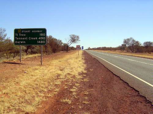 Australia's Northern Territory: Tennant Creek picture 2