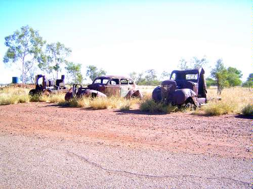 Australia's Northern Territory: Tennant Creek picture 23