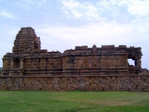 Peninsular India: Chalukya 3: Pattadakal picture 19