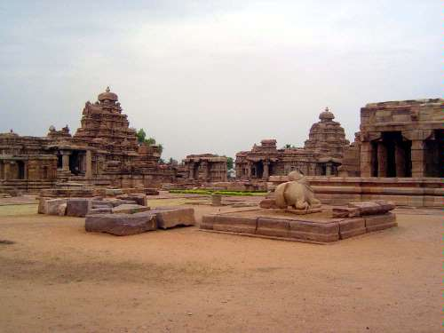 Peninsular India: Chalukya 3: Pattadakal picture 6