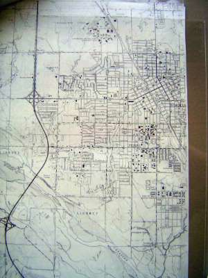 Oklahoma: Norman in maps picture 8