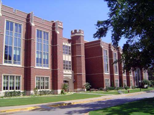 U.S.: Oklahoma: University of Oklahoma Campus 2 picture 24