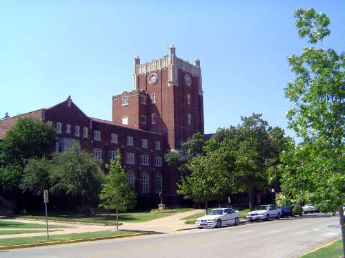 The Heartland State: Oklahoma: University of Oklahoma Campus 1