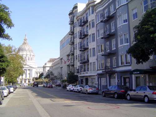 The Western United States: A Boy's San Francisco: 1 picture 1