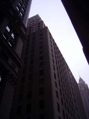 U.S.: East: Manhattan: Wall Street Goes Residential
