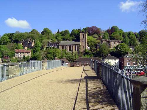 United Kingdom: Ironbridge picture 9