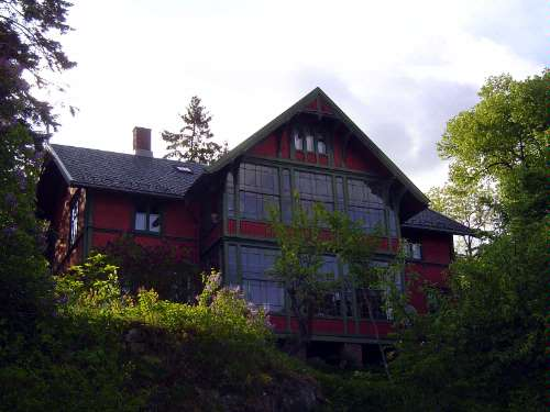 Norway: Oslo:  the Norwegian Folk Museum picture 30