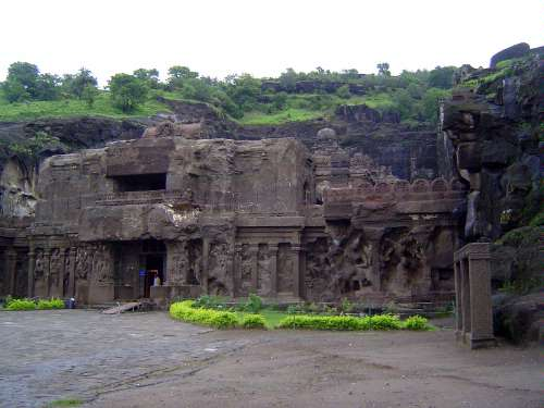 Peninsular India: Ellora (Hindu) picture 2