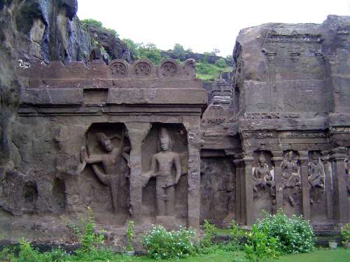 Peninsular India: Ellora (Hindu) picture 6