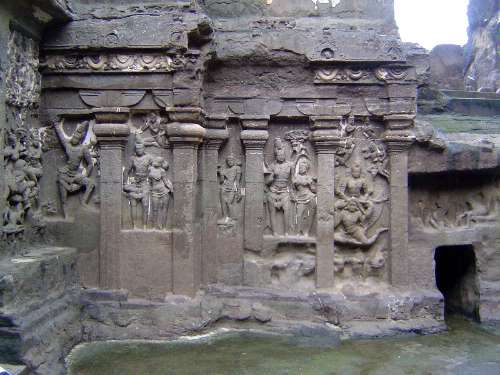 Peninsular India: Ellora (Hindu) picture 15