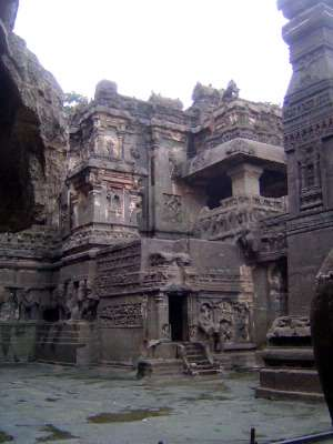 Peninsular India: Ellora (Hindu) picture 11