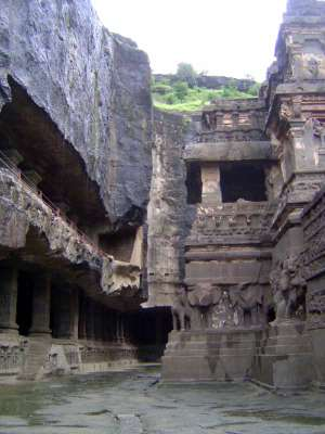 Peninsular India: Ellora (Hindu) picture 13
