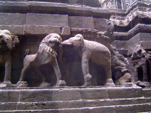 Peninsular India: Ellora (Hindu) picture 24