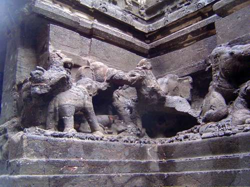 Peninsular India: Ellora (Hindu) picture 25