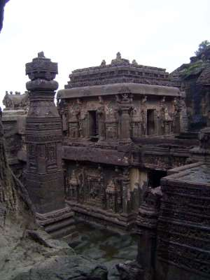Peninsular India: Ellora (Hindu) picture 27
