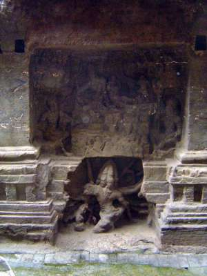 Peninsular India: Ellora (Hindu) picture 31