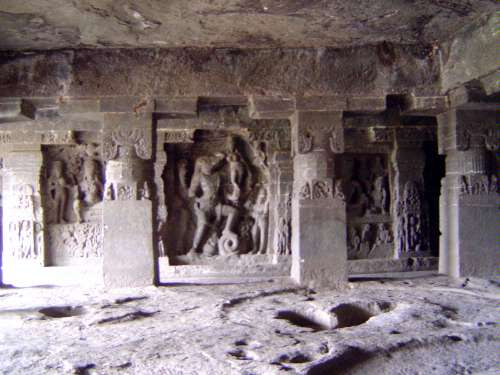 Peninsular India: Ellora (Hindu) picture 41