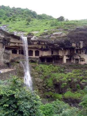 Peninsular India: Ellora (Buddhist) picture 1