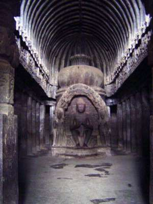 Peninsular India: Ellora (Buddhist) picture 12
