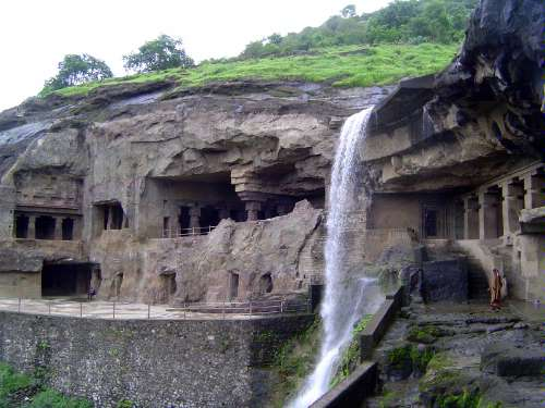 Peninsular India: Ellora (Buddhist) picture 2
