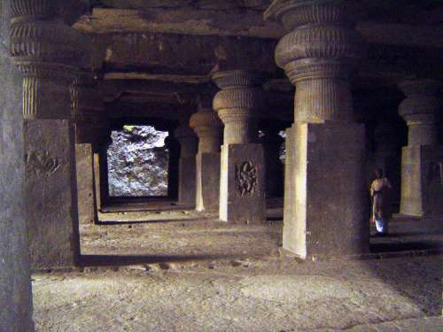 Peninsular India: Ellora (Hindu) picture 49