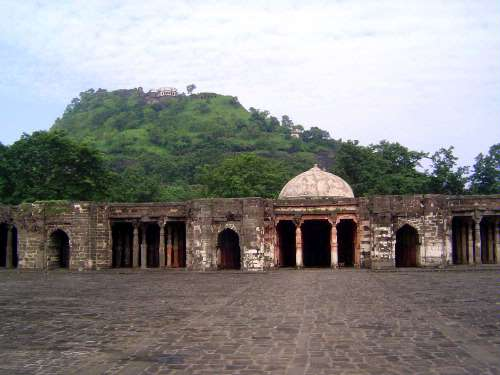 Peninsular India: Deogiri Fort picture 11
