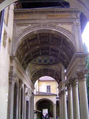 Italy: Florence: Churches picture 10