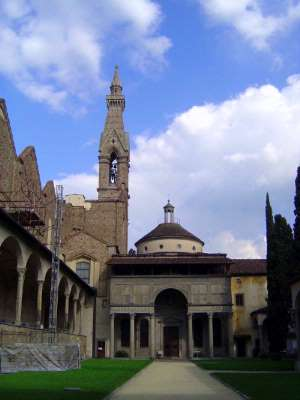 Italy: Florence: Churches picture 17