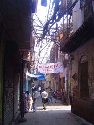 Northern India: Old Delhi (Shahjahanabad) picture 29