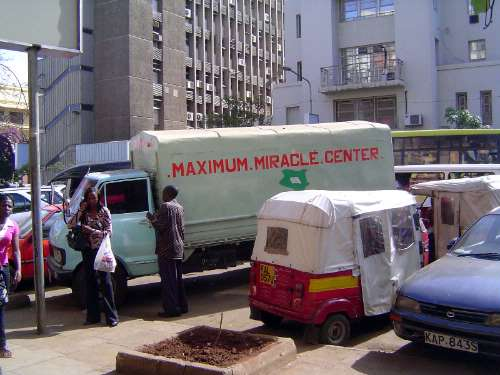 Kenya: Post-Colonial Nairobi picture 18