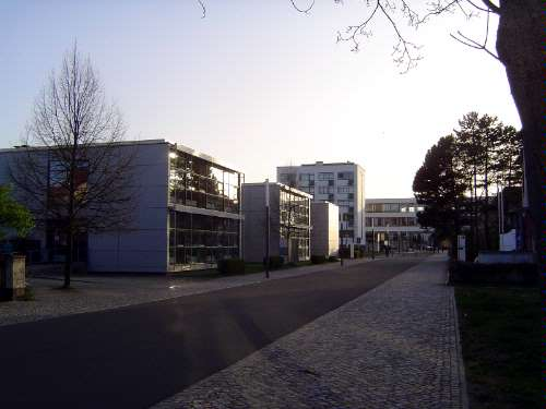 Germany: Dessau and the Bauhaus picture 5