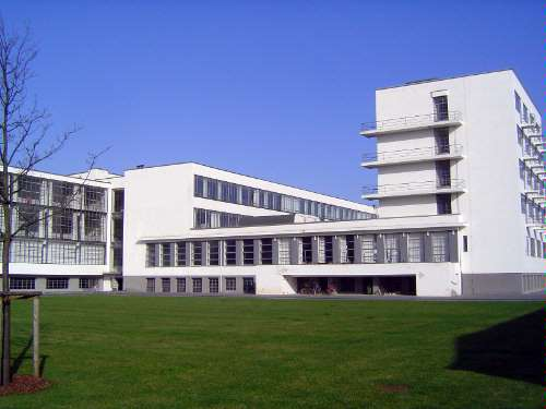 Germany: Dessau and the Bauhaus picture 7