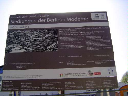 Germany: Berliner Moderne Housing Estates picture 19