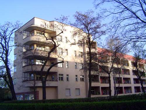 Germany: Berliner Moderne Housing Estates