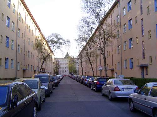Germany: Berliner Moderne Housing Estates picture 28