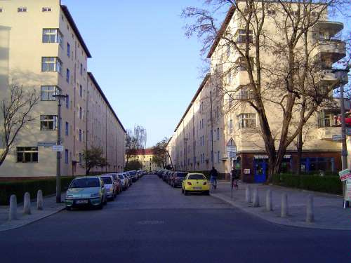 Germany: Berliner Moderne Housing Estates picture 29
