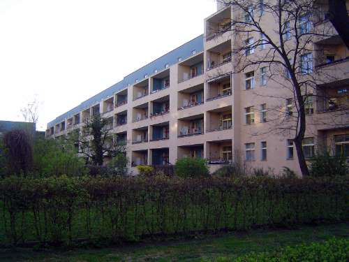 Germany: Berliner Moderne Housing Estates picture 25