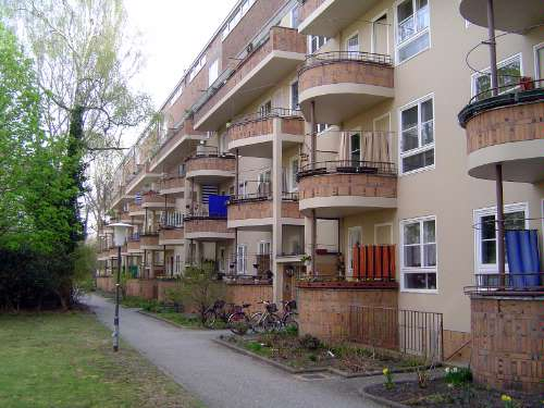 Germany: Berliner Moderne Housing Estates picture 31