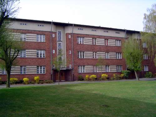 Germany: Berliner Moderne Housing Estates picture 38