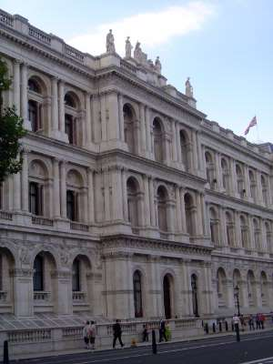 The United Kingdom: London 6: Public Buildings