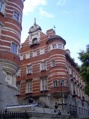 The United Kingdom: London 6: Public Buildings  picture 44