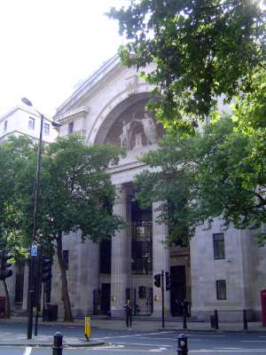 The United Kingdom: London 6: Public Buildings  picture 65